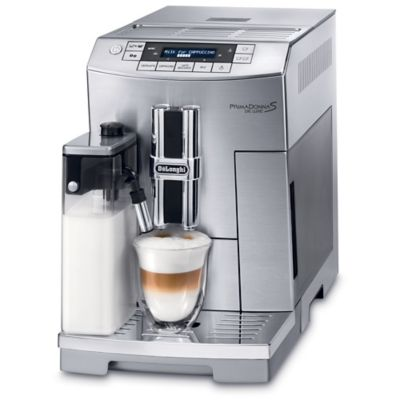 De'Longhi Prima Donna S ECAM26455M Deluxe Digital Super Automatic Machine