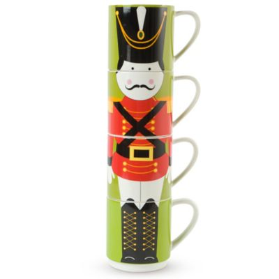 Maxwell & Williams™ You're A Doll Toy Soldier 12 oz. Mug (Set of 4)