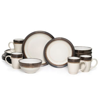Mikasa® Gourmet Basics Bailey 16-Piece Dinnerware Set