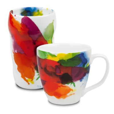 Konitz On Color Mugs (Set of 2)