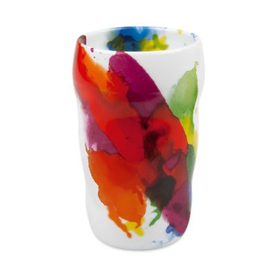 Konitz Double-Walled On Color Grip Mugs (Set of 2)