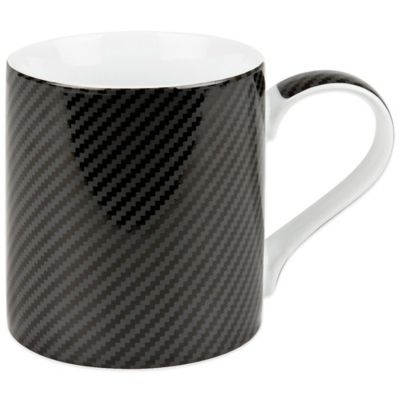 Konitz High Tech Carbon Mugs (Set of 4)