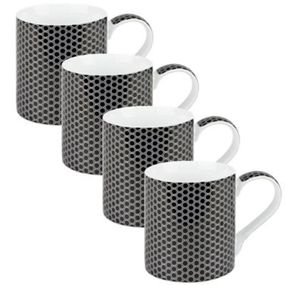 Konitz High Tech Mesh Mugs (Set of 4)