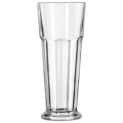 Libbey® Glass Giraltar Footed Pilsner