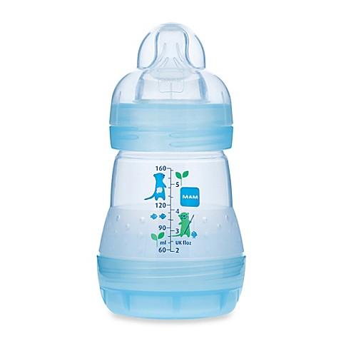 Mam 5 Oz Anti Colic Bottle In Blue Bed Bath Amp Beyond