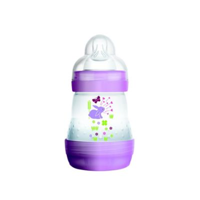 MAM 5 oz. Anti-Colic Bottle in Pink