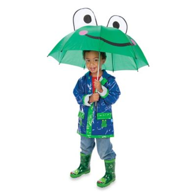 ToySmith Children's Frog Umbrella