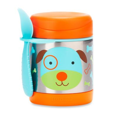 SKIP*HOP® Zoo 11 oz. Insulated Food Jar in Dog