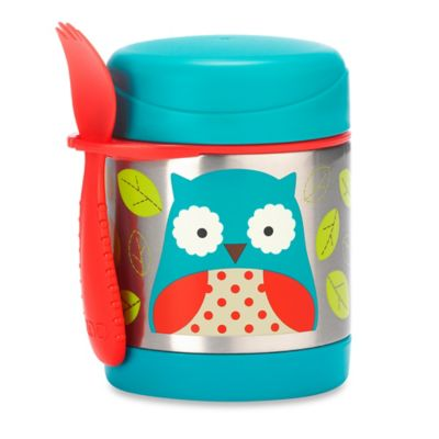SKIP*HOP® Zoo 11 oz. Insulated Food Jar in Owl