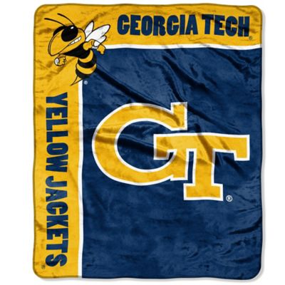 University of Georgia Throw Blanket