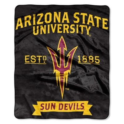 Arizona State University Raschel Throw Blanket