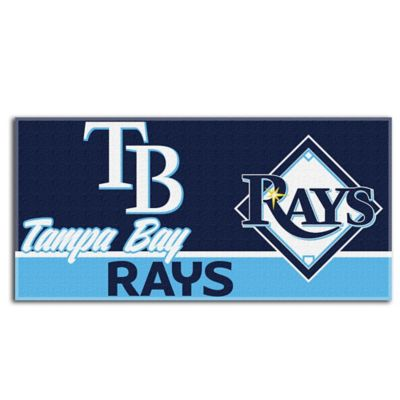 MLB Tamp Bay Rays Official Beach Towel