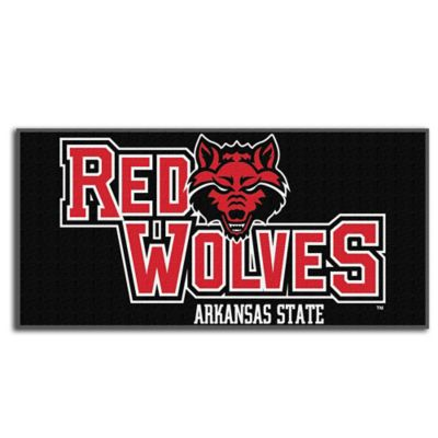 Arkansas State University Official Beach Towel