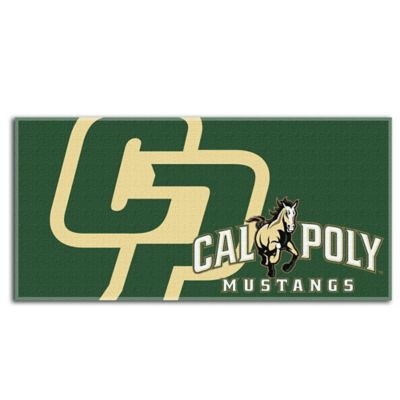 California Polytechnic State University Official Beach Towel
