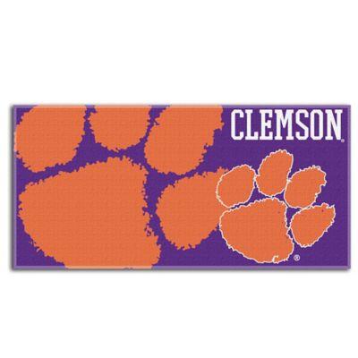 Clemson University Official Beach Towel