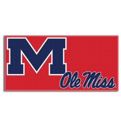 University of Mississippi Official Beach Towel