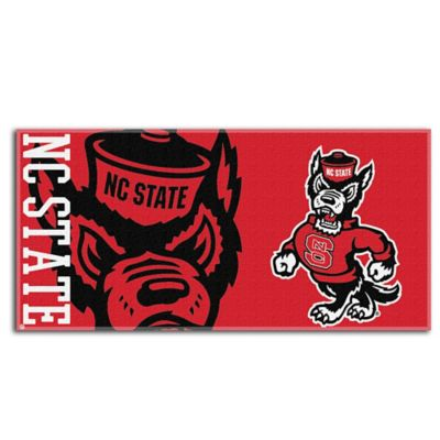 North Carolina State University Official Beach Towel