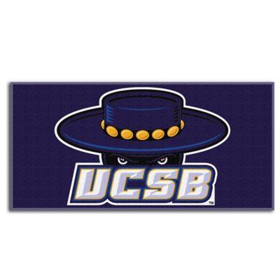 University of California Santa Barbara Official Beach Towel