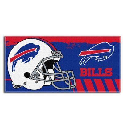 NFL Buffalo Bills Official Beach Towel