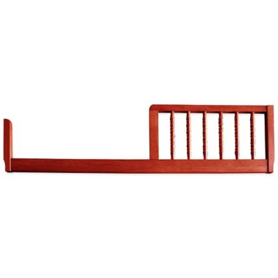 DaVinci Jenny Lind Toddler Rail Conversion Kit in Cherry