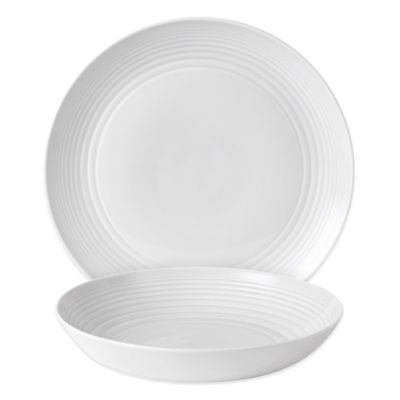 Gordon Ramsay by Royal Doulton® Maze 2-Piece Serving Set in White