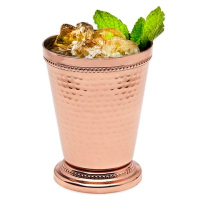 Godinger Copper Plated Mint Julep Cup