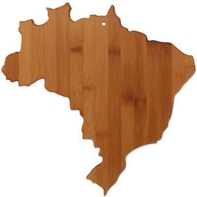 Totally Bamboo Brazil Cutting/Serving Board