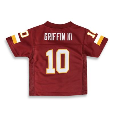 NFL Washington Redskins Size 4T Robert Griffin Jersey in Burgundy