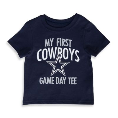 NFL Dallas Cowboys Size 18M My First Cowboys Tee Shirt