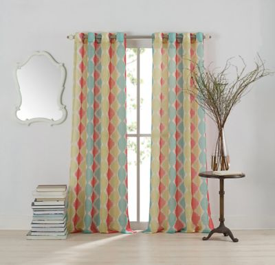 Anthology™ Cassidy 95-Inch Window Curtain Panel