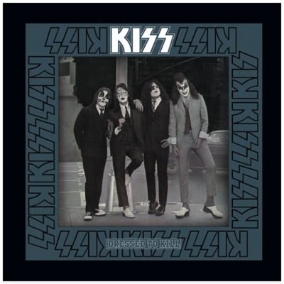 Kiss, Dressed to Kill Vinyl Album