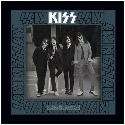 Kiss, Dressed to Kill Vinyl Album