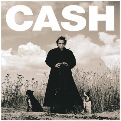 Johnny Cash, American Recordings Vinyl Album