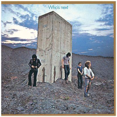 The Who, Who's Next Vinyl Album