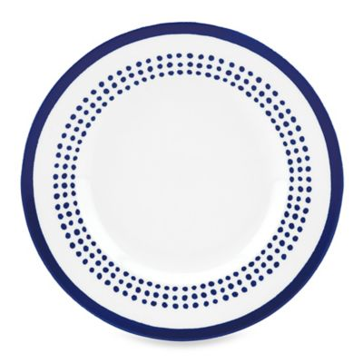 kate spade new york Charlotte Street 9-Inch East Accent Plate