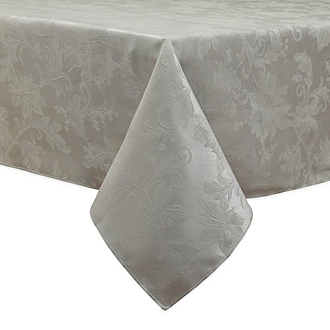 Buy holiday joy 60 inch x 120 inch oblong tablecloth in for Tablecloth 52 x 120