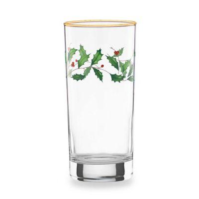 Lenox® Holiday™ Highball Glasses (Set of 4)