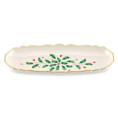 Lenox® Holiday™ Archive Cracker Tray