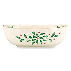 Lenox® Holiday™ Archive Large Fluted Bowl