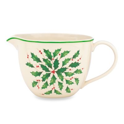 Lenox® Holiday™ Batter Bowl