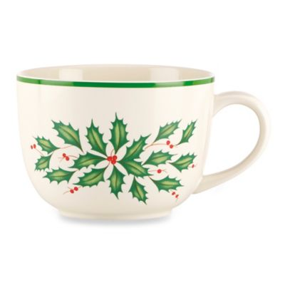 Lenox® Holiday™ Soup Mug