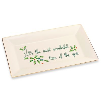 Dishwasher Safe Time Platter