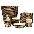 Avalon Wicker Boutique Tissue Holder