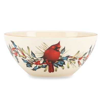 Lenox® Winter Greetings® 7-Inch Bowl