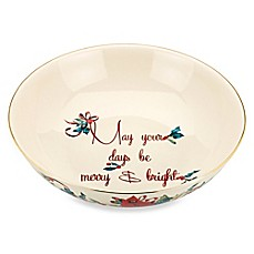 Lenox® Winter Greetings® Merry and Bright Bowl