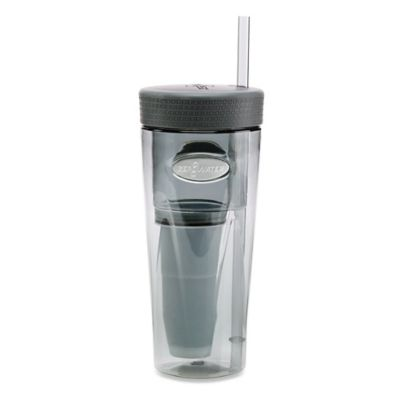 Blue Water Bottle Tumbler