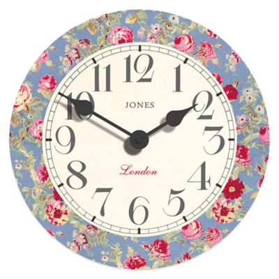 Jones® Petal Wall Clock