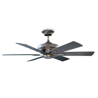 Concord Fans Capetown 52-Inch Ceiling Fan in Oil Rubbed Bronze