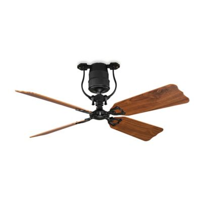 Concord Fans Primera 52-Inch Indoor Ceiling Fan in Matte Black