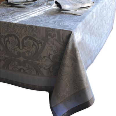Garnier-Thiebaut Luxuriance Alouette 69-Inch x 69-Inch Tablecloth